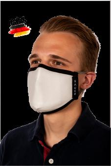 Sauer Mund und Nasenmaske