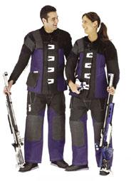Gehmann Schießjacke Modell Standard Damen links 038