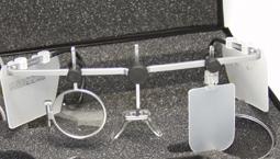 Jäggi-Nova-Schießbrille für Gewehr