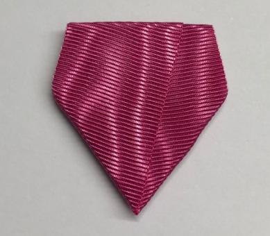 Deumer Banddreieck in pink