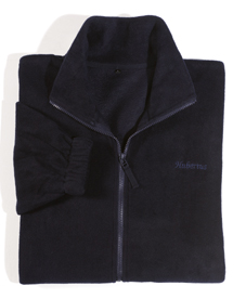 Fleecejacke schwarz | XL