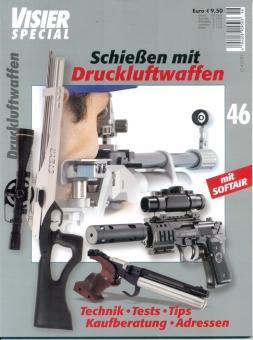 """VISIER Special """" Schießen mit Druckluftwaffen """""""