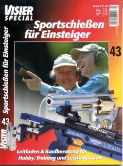 """Visier Special """"Sportschießen für Einsteiger"""""""