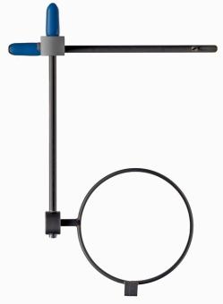 Glashalter 37 mm für MEC Schießbrillen