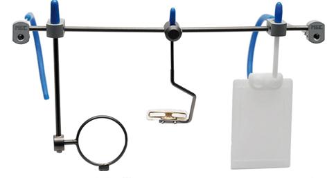MEC Schießbrille Ultra Light Start Line f. Pistolenschützen