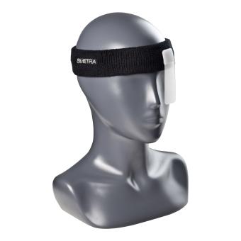 SIMETRA PRIMOFIT 10 Stirnband mit Augenblende schwarz