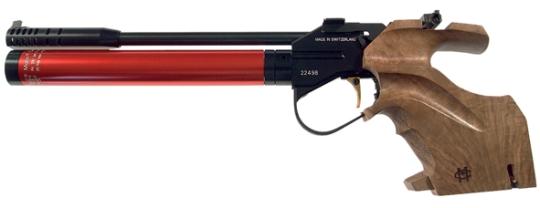 Morini-Luftpistole Modell CM 162 EA