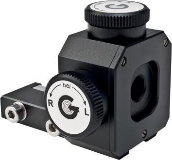 Gehmann Kompakt-Diopter für Auflage- und Linksschützen