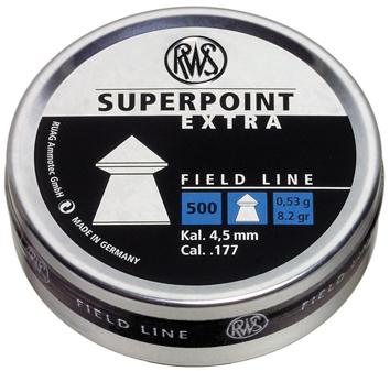 """RWS-Spitzkugel """"Superpoint"""""""
