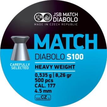 JSB Diabolo Blue Match