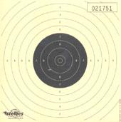 Luftpistolenspiegel 13,5 x 13,5 cm