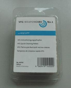 Reinigungspfropfen 4,5mm