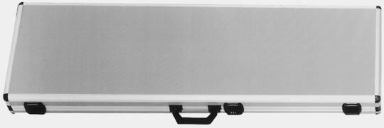 Aluminium-Profil-Waffenkoffer, Serie 6000