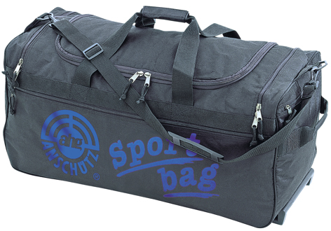 ahg-Schießsporttasche mit Rollen