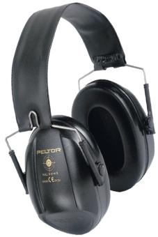 Klappbarer Kapsel-Gehörschutz