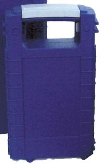 "Aufbewahrungsbox ""Bluebox"" Gr.M lang"