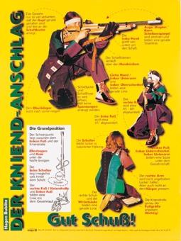 """Poster """"Kniendanschlag"""""""