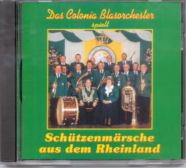 Schützenmärsche-CD