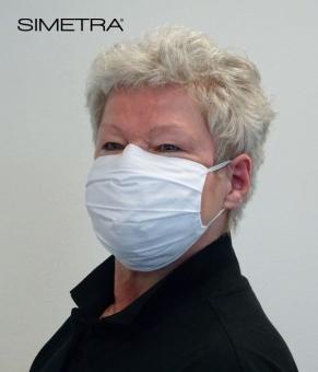 Behelfs-Mund-Nasen-Bedeckung