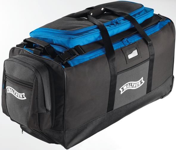 schie sport stelljes walther sporttasche mit rollen online kaufen. Black Bedroom Furniture Sets. Home Design Ideas
